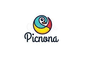 Parrot Bird Logo