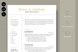 Resume Template | CV Template
