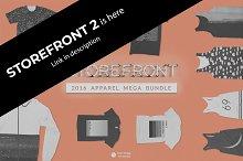 Storefront 1 - The Original Mockups