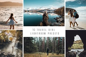 Travel Girl LR presets for Instagram
