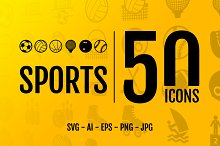 Sport: 50 icons
