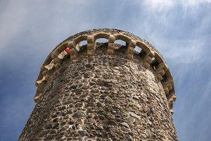 Castle Hostalric