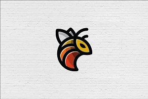 Hornet - Bee Logo