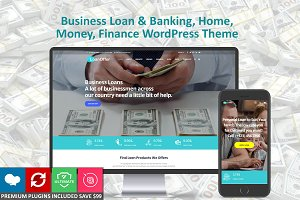 Business Loan & Banking, Home, Money