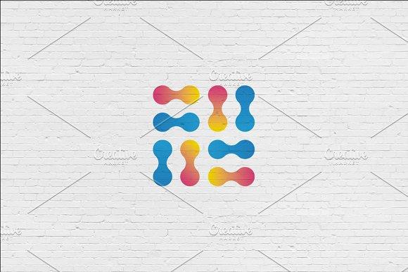 Digital Circuit Logo