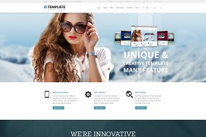 PI - WordPress MultiPurpose Theme