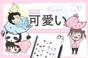 Very Kawaii kit