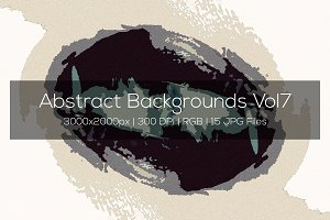 Abstract Backgrounds Vol7