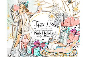 Pink Holiday