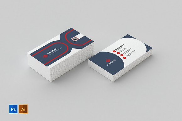 Business Card Template 30