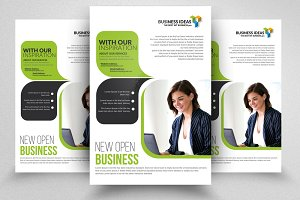 Financial Planning Flyers