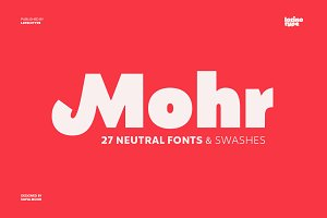 Mohr - Intro Offer 77% off!