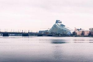 National Library of Latvia Riga