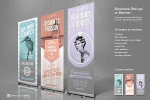 Business Roll-up Vol. 12