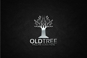 Old Tree Logo