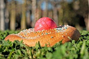Spanish Easter Cake