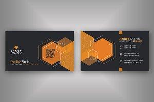 A2 Business Card