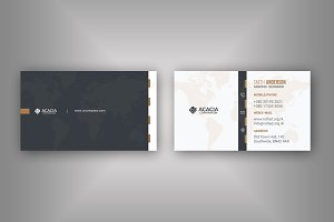 A3 Business Card