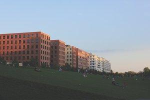 Suburban Berlin