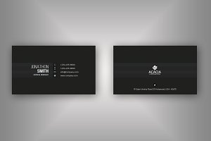 A5 Business Card