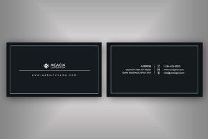 A6 Business Card