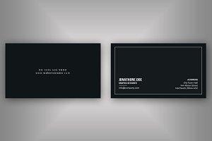 A6 business card business card templates creative market a7 business card colourmoves