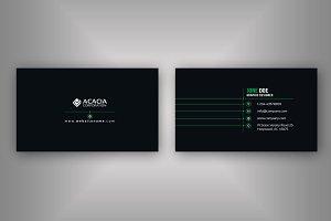 A10 Business Card