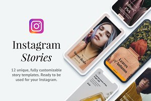 Napali: 12 Instagram Story Templates