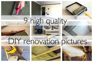DIY photos bundle