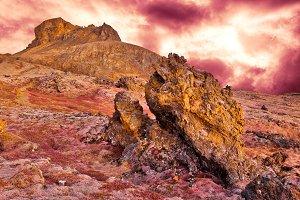 Valkyrie Mountain