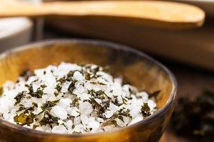 Sea Salt with Kale