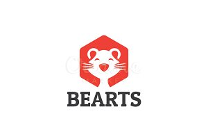 Bear Cat Logo