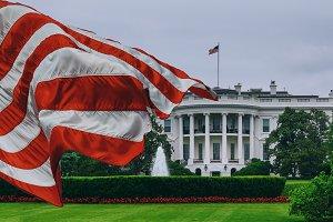 The White House Washington DC US