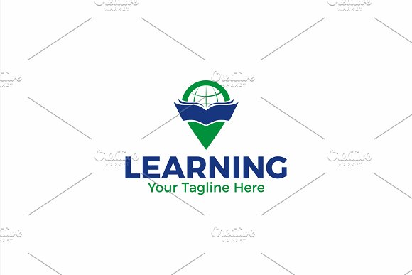 Learning Logo Template
