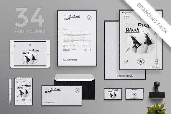 Branding Pack Fashion Week