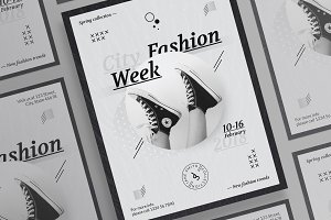 Posters | Fashion Week
