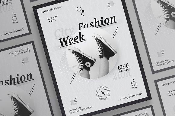 Posters Fashion Week