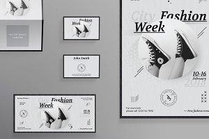 Print Pack | Fashion Week