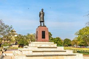 Statue of Jawaharlal Nehru