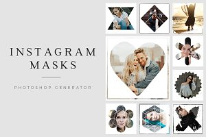 Instagram Photo Masks