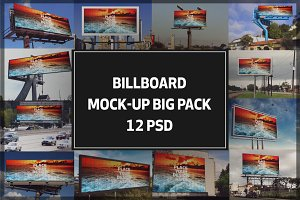Billboard Mock-up Bigpack#5