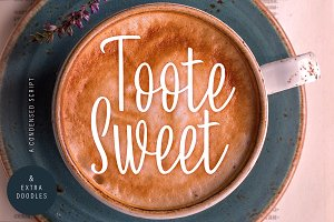 Toote Sweet | A Condensed Script