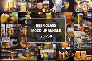 Beer Mock-up Bundle#2