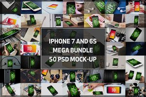 MEGA BUNDLE! - 50 iPone 7 and 6S
