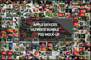 ULTIMATE BUNDLE! - 200 Apple Device