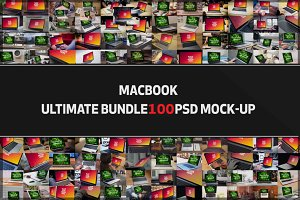 ULTIMATE BUNDLE! - 100 MacBook