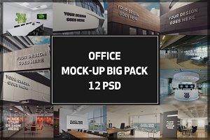 Office Indoor/Outdoor Big Pack
