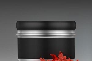 Shisha tobacco jar