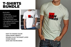 T-Shirts Bundle
