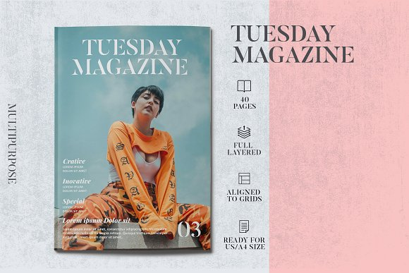 Tuesday Magazine